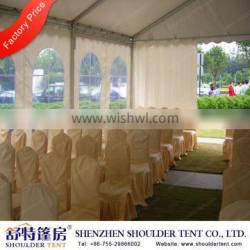 Best Choice for company opening ceremony Tent
