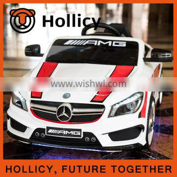 License Mercedes AMG GLA63 remote control baby electric car kids battery powered Mp3 2.4G bluetooth remote control ride on toys