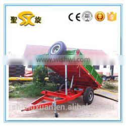 machine trailer with CE approved made by weifang shengxuan