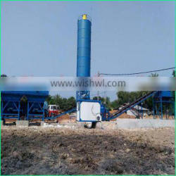 High Efficiency WDB 800 t/h soil stabilizer mixing plant For Sale