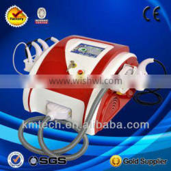 Factory outlet 9in1 e-light cavitation rf bio for sale(CE/ISO13485/TUV)