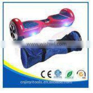 mini hoverboard with LED light wholesale electric car balance electric unicycle mini scooter two wheels