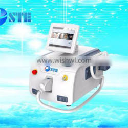 Professional CE approved hair removal laser machine 808 810nm diode laser portable beauty equipment