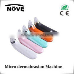 skin diamond and micro-crystal dermabrasion beauty machine,made in china