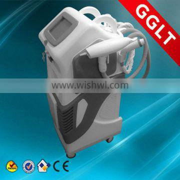 multi-function hair removal skin rejuvenation tattoo removal nd yag laser rf and elight beauty machine