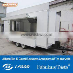 2015 HOT SALES BEST QUALITY beer food caravan kebab food caravan beverage food caravan