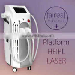 2015 Popular Beauty Spa IPL Laser For Hair Removal Eyebrown Removal