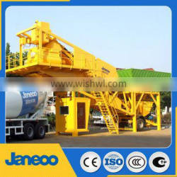 new product and technology Mobile Concrete Mixing Plant China