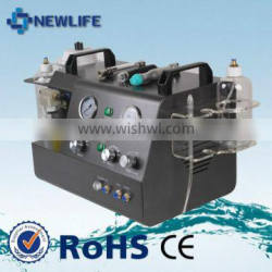 NL-HS202 Water Oxygen Jet Microdermabrasion Scar Removal Beauty Salon Machine with CE approved