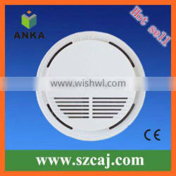 cheap outdoor smoke density detector for alarm system