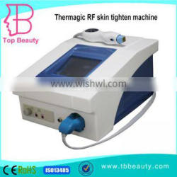hot sell 2015 new products best portable Thermagic lifting deep wrinkle removal beauty equipment