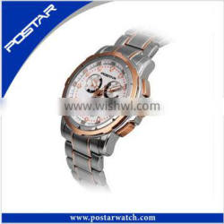 Fashion Wrist Men Watches Stainless Steel 5ATM Water Resistant Watches