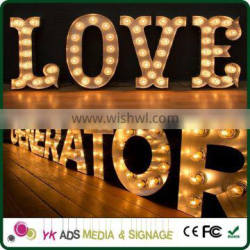 merry christmas Decoration Letters