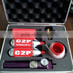 2015 France Best medical CO2 cartridges Carboxytherapy Machine