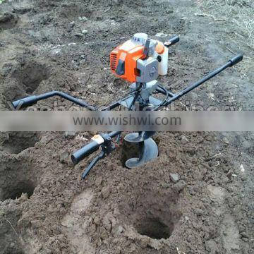 Two-man Earth Auger Machine for Sale