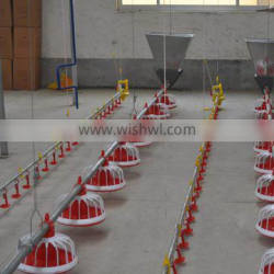 poultry house feeding system for chicken