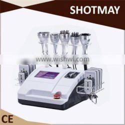 STM-8036J BR8.8 fat removal face lift ultrasonic cavitation with great price