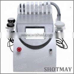 shotmay STM-8035E rf slimming fat cavitation weight loss machine with CE certificate