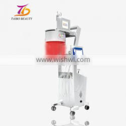 Effective touch screen Diode Laser Hair Regrowth machine / laser cap for hair growth / laser hair helmet for hair loss treatment