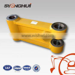 High quality excavator bucket link H-Link Supports arm Main connecting rod wheel loader Bucket Linkage E329