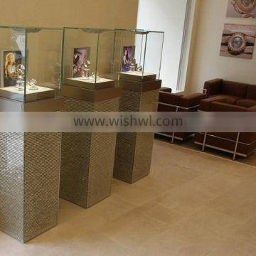 Customized watch display stand for retail shop design