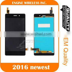 china touch screen mobile phones repair for huawei screen, for huawei p8 lite lcd screen