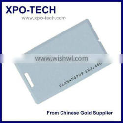 Low-cost Proximity Cards