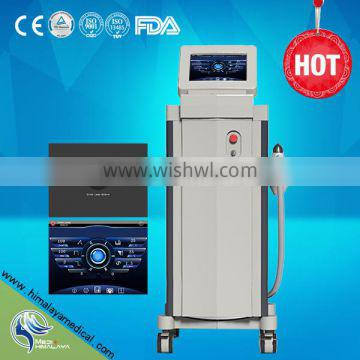 Vertical 808nm laser hair removal Beauty Equipment