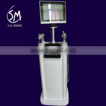 2015 Fast Delivery rf microcurrent skin care machine