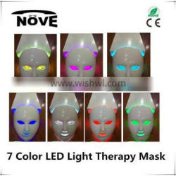 Best seller facial care beauty home equipment skin care led machine