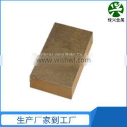 PB1025alloy plate with rod tube manufacturers wholesale and retail zero - cut processing