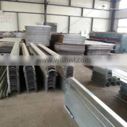 Polymer Concrete Gutters for greenhouse