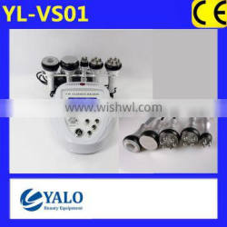 Yalo YL-VS01 CE portable radio frequency face lift device 5 in 1 for weight loss