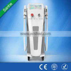 Armpit / Back Hair Removal 2016 Ipl Shr Hair Removal Machine Ipl Shr Ipl Machine / E Light Ipl Rf Beauty Equipment /laser Hair Removal Cost Skin Rejuvenation