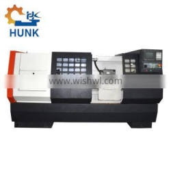 Automatic CNC Lathe Machine With Chuck Accessories Part