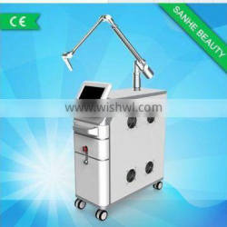 High power nd yag laser /nd yag laser/q switched laser/tattoo removal