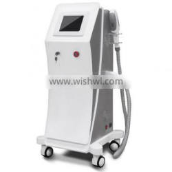 2016 Most popular beauty machine SHR /OPT/IPL+elight Multifunctional ipl hair removal