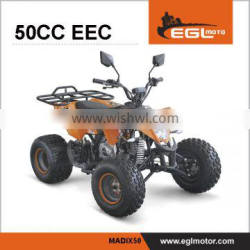 50CC ATV FOR KIDS QUAD WITH EEC ENGINE FROM BULL