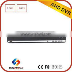 wholesale price!! H 264 dual stream VGA HDMI output P2P 720P 16 channel dvr