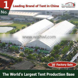 2015 new best seller aluminum curve tent for sale in Africa