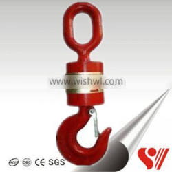 Lifting Swivel Hook with Safety Latch For lifting tools