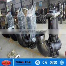 100ZJQ60-30-15kw Submersible slurry pump use high chromium cast steel