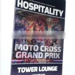 Customized 3D Lenticular Custom event tickets Manufacturer With Low Price