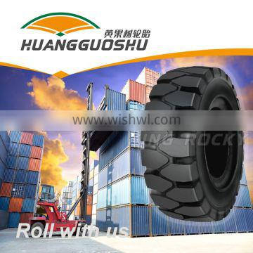 6.00-9 China hot sale forklift solid tyre thailand market