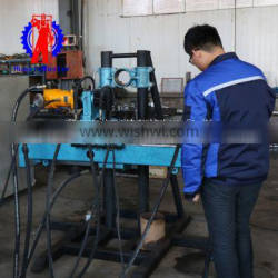 Easy and safe core mine machine KY-200 hydraulic exploration drilling rig