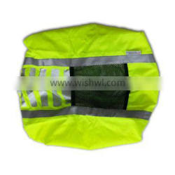 Hot selling reflective safety backsack cover