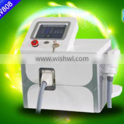 Medical CE approved diode laser 808nm for permanent hair removal