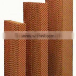 cooling pad/cellulose pad /wet curtain