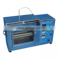 ASR-4322 Flammability Test Apparatus For Motor Vehicle Interiors Price