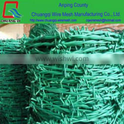 China Manufacturer Wholesale Cheap Barbed Wire,barbed wire price per roll fence